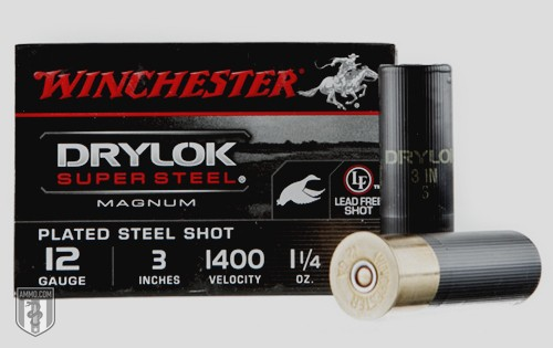 #3 Steel Shot Ammo
