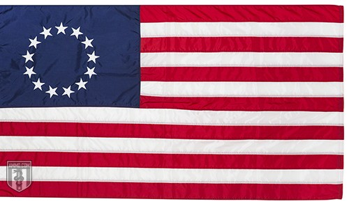 5 Things You Didn't Know About the Betsy Ross Flag