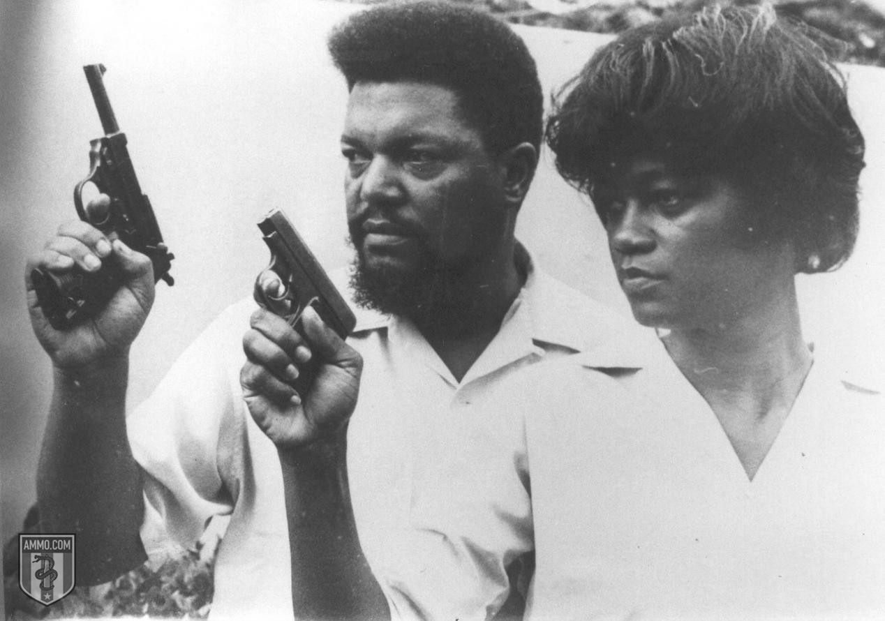 Black NRA Gun Clubs Robert Williams