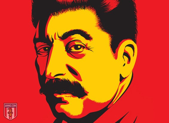 Soviet Union leader Joseph Stalin