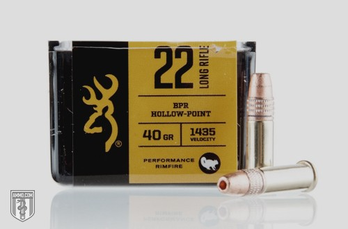 Lead Hollow Point Ammo
