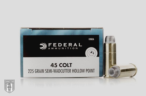 Lead Semi-Wadcutter Hollow Point Ammo