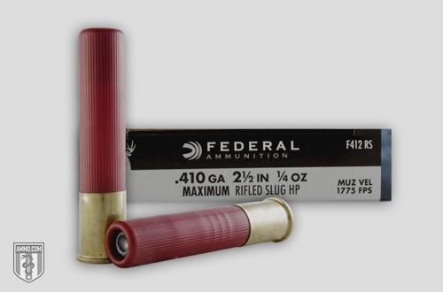 Rifled Slug Ammo