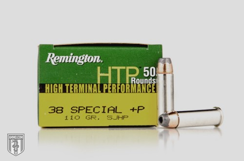 Semi-Jacketed Hollow Point Ammo
