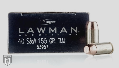 Total Metal Jacket Ammo