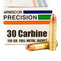 Click To Purchase This 30 Carbine Armscor Ammunition