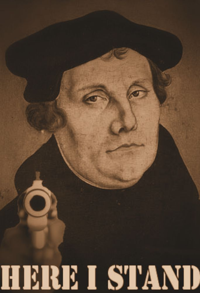 Armed Lutheran