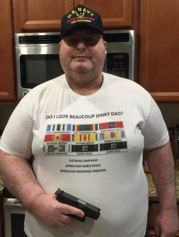 IT1 Wesley Tilson USNR Ret. - People of the Gun