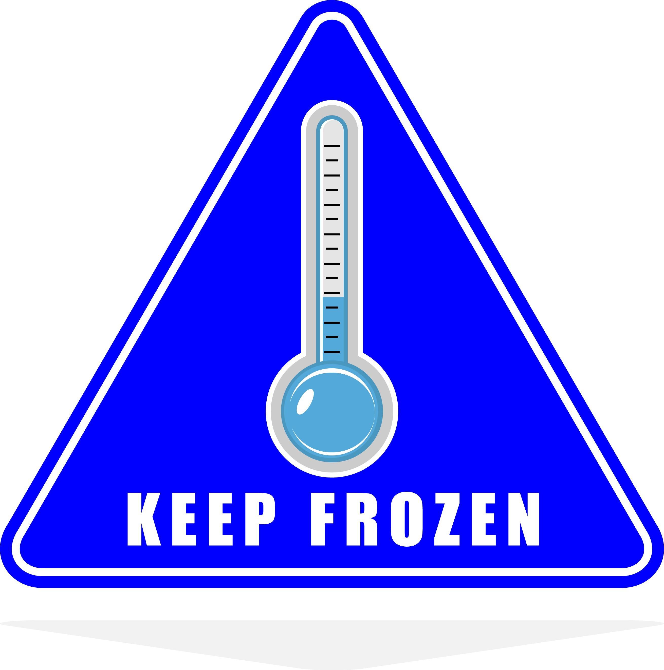 Keep Frozen