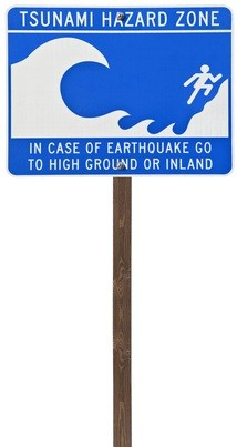 Tsunami Danger