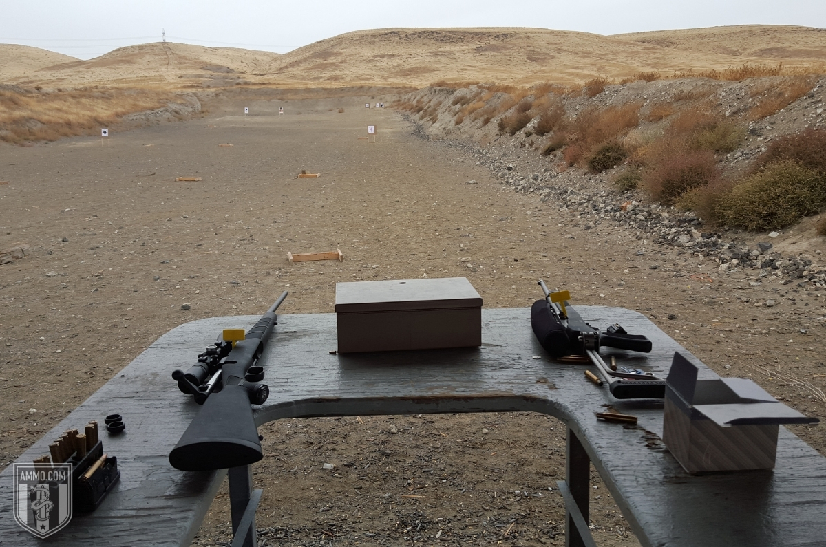 243 vs 308 shooting range