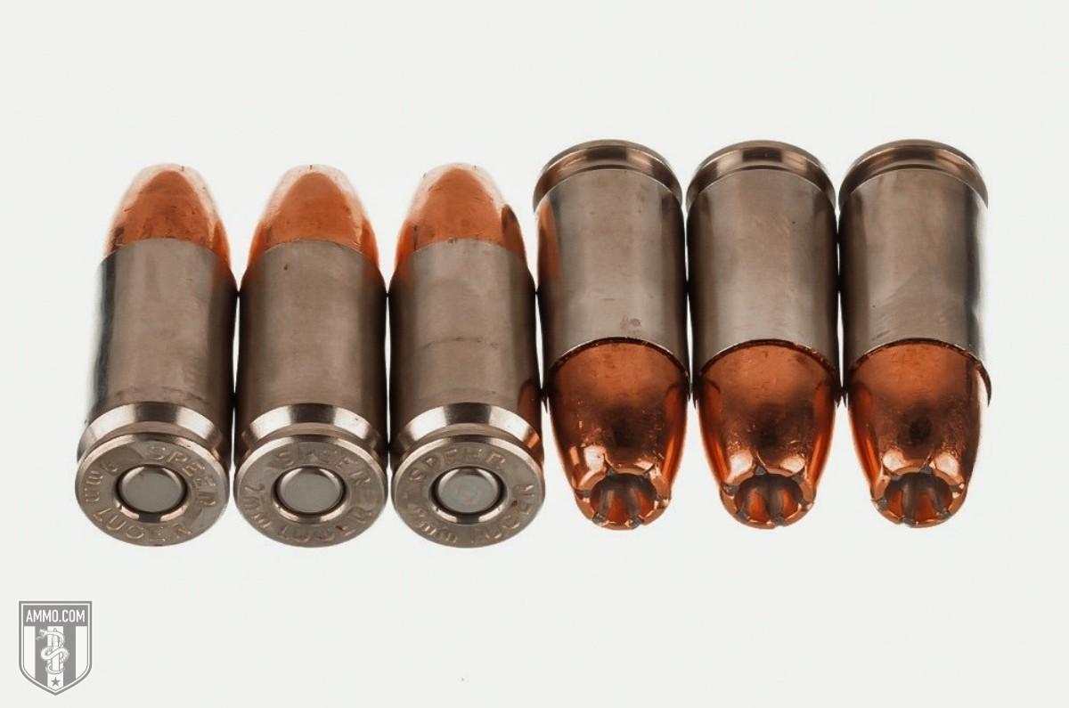 357 sig vs 9mm