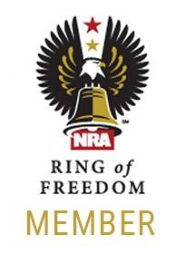 NRA Ring of Freedom Member