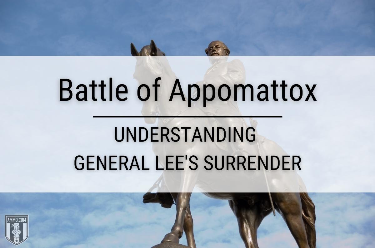 battle of appomattox