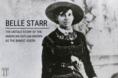 history of Belle Starr
