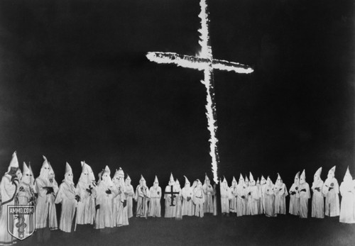 Black NRA Gun Clubs KKK
