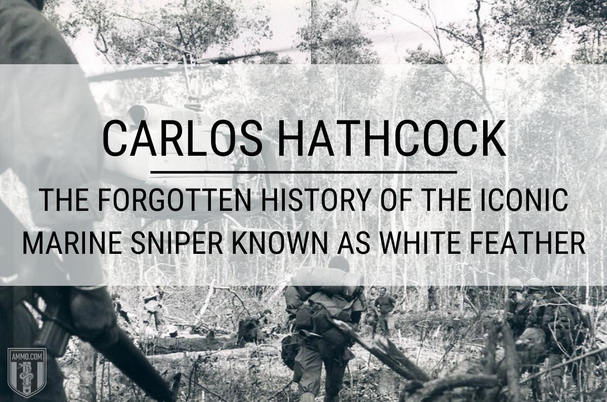 history of carlos hathcock