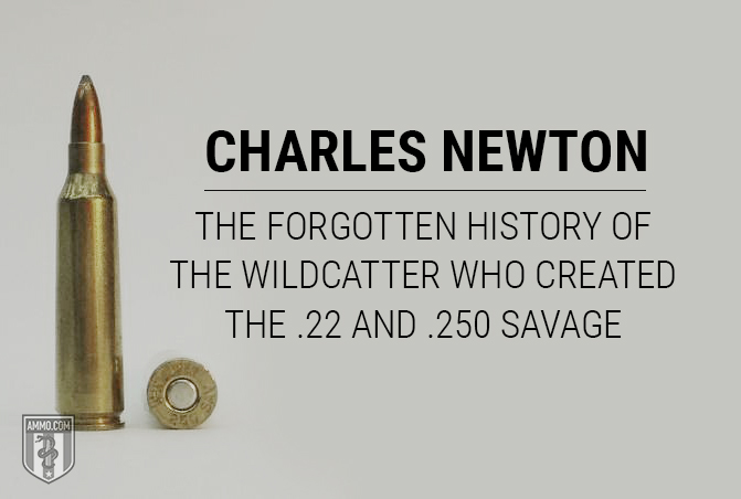 history of Charles Newton