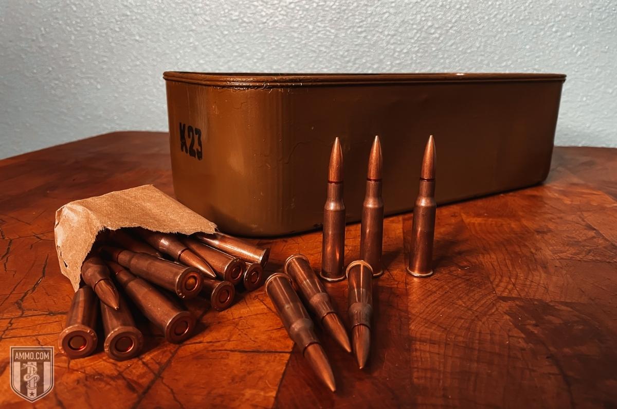 corrosive ammo
