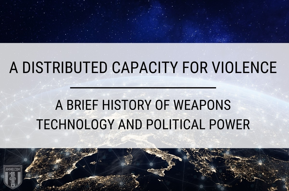 distributed capacity for violence