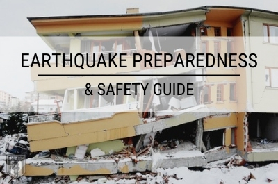 Earthquake Preparedness Guide: How To Stay Safe and Survive
