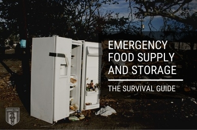 Emergency Food Supply: A Guide to Keeping Food Safe