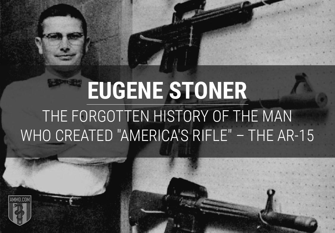 history of Eugene Stoner