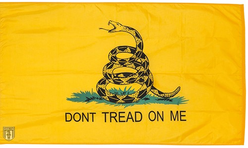 Gadsden Flag Don't Tread On Me