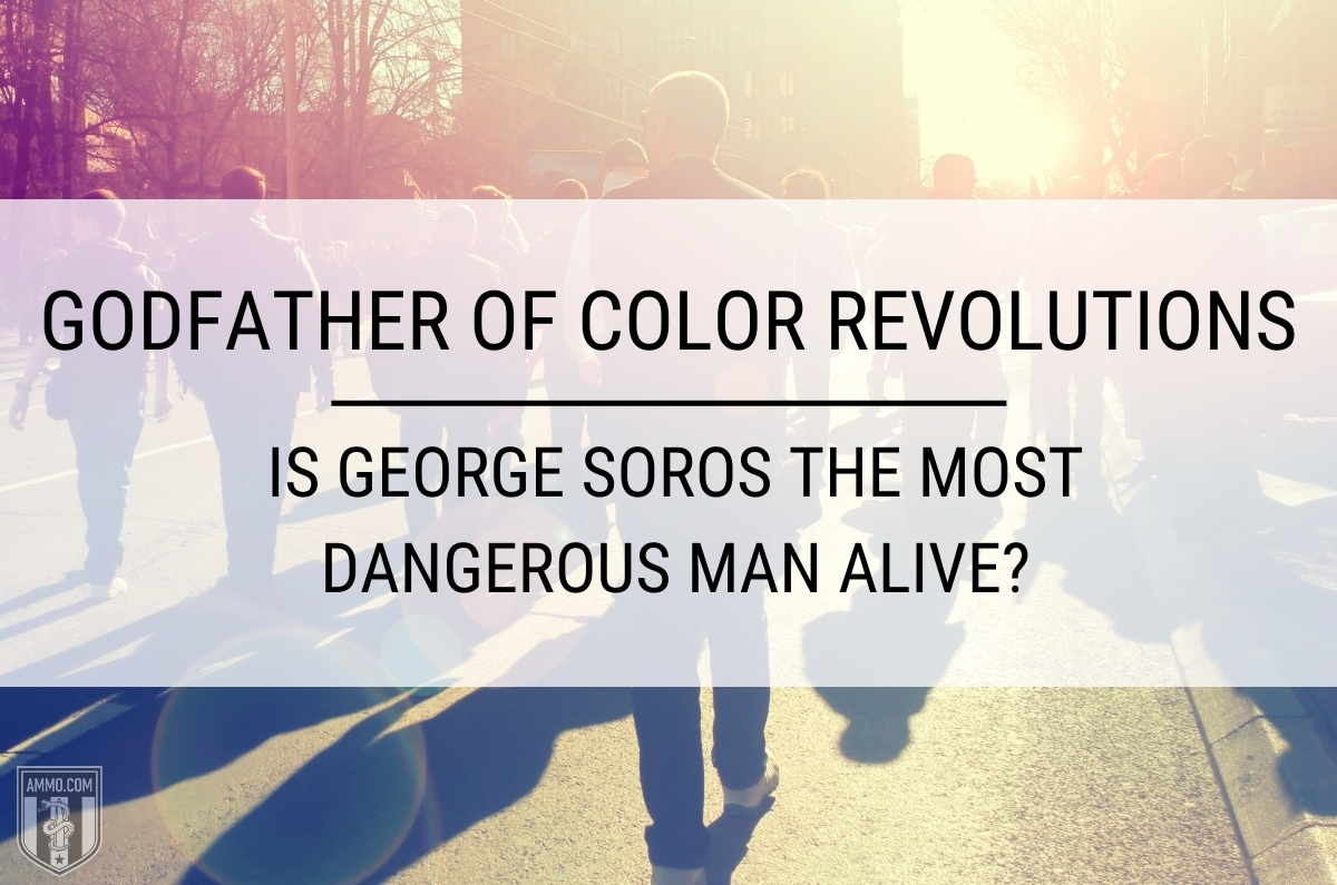 godfather of color revolution