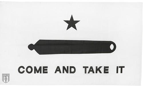 Gonzales Flag Untold History