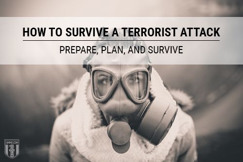 Preparing for Terrorism: A Guide For Attack Readiness