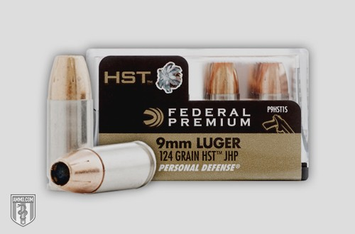 Jacketed Hollow Point Ammo