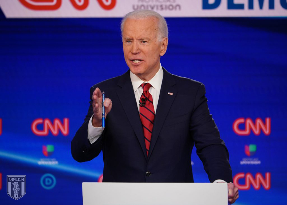 Joe Biden on Gun Control: Understanding Biden's 2020 Platform and the Second Amendment