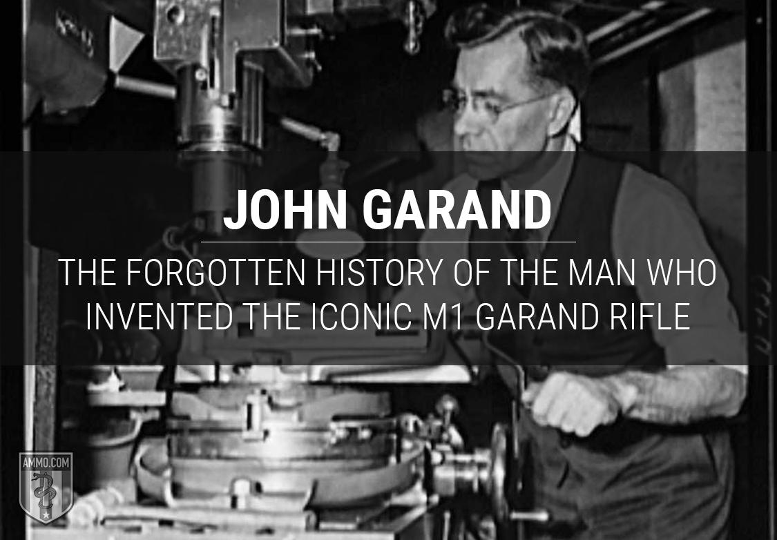 history of John Garand