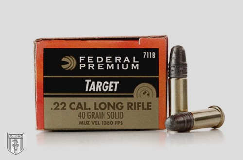 Lead Solid Ammo