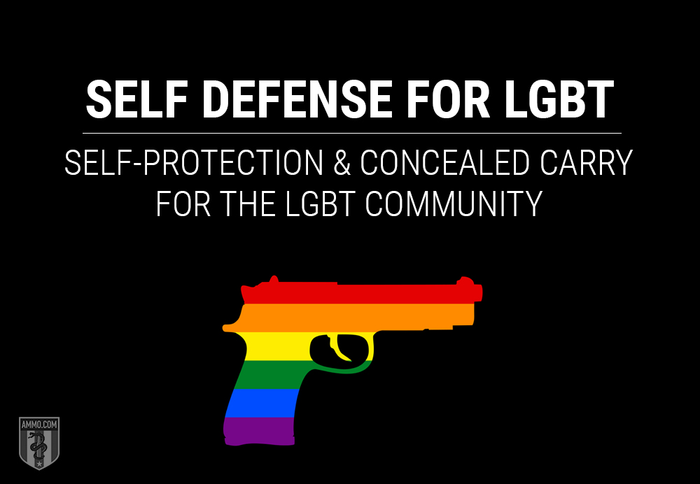 Self Defense for LGBT: A Self-Protection Guide for the Lesbian, Gay, Bi & Trans Community