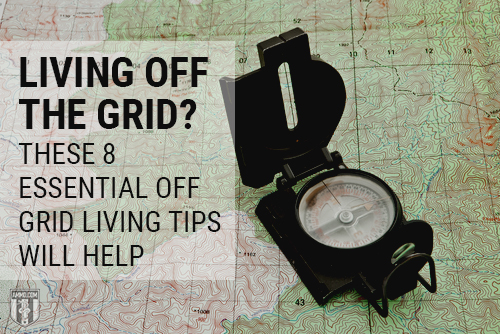 Off the Grid: A Guide to Self-Sufficient Living
