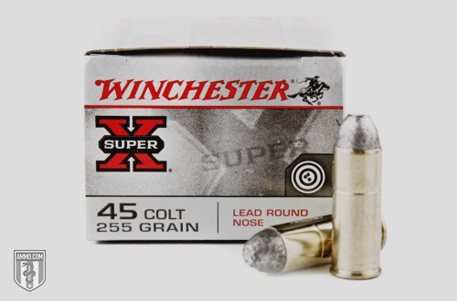 Lead Round Nose Ammo