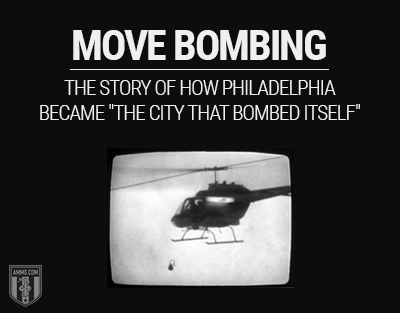 MOVE Bombing: The Story of How Philadelphia Became The City That Bombed Itself