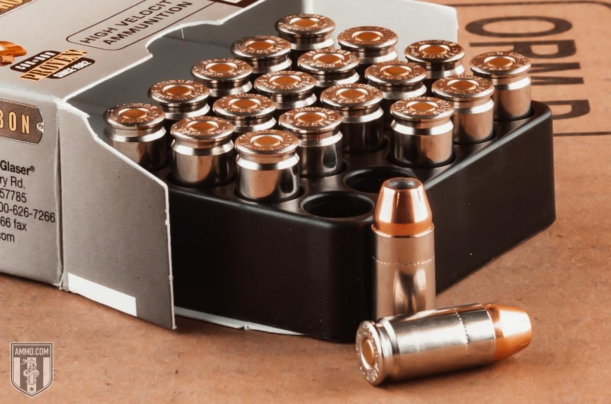 Nickel-Plated Brass Cased Ammo
