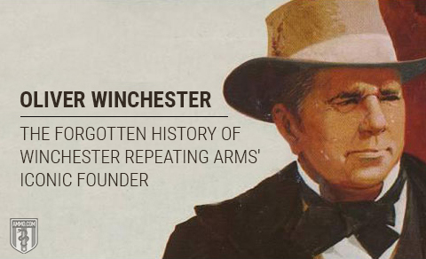history of Oliver Winchester