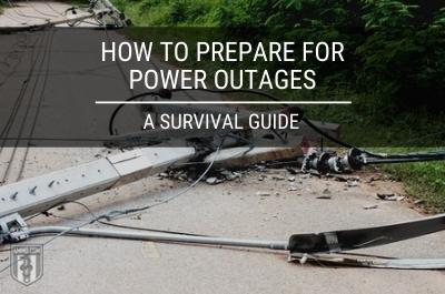 Power Preparedness: A Survival Guide For Power Failure