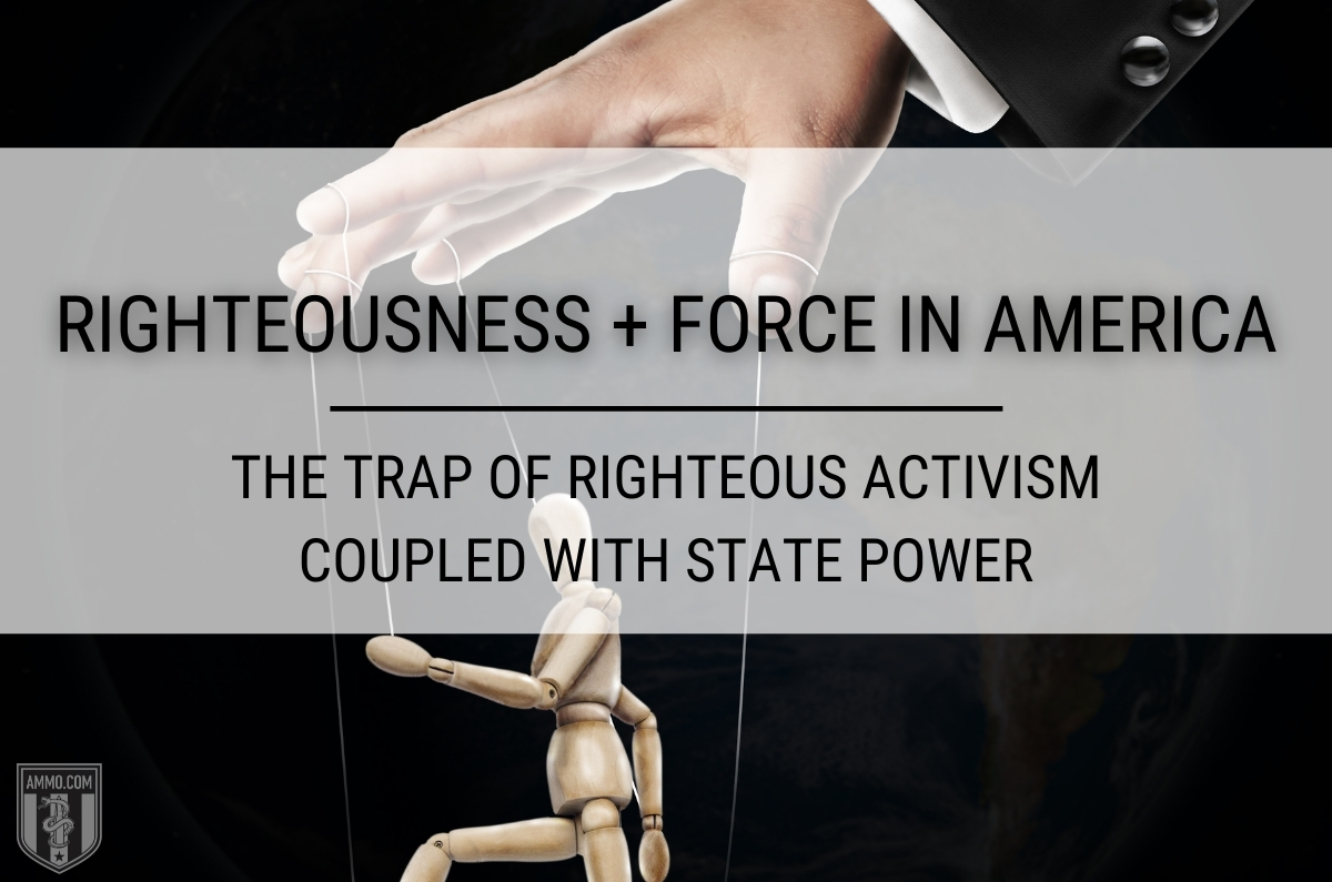 righteousness and force in america