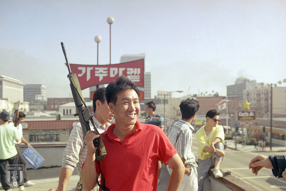 Roof Koreans: How Civilians Defended Koreatown from Racist Violence During the 1992 LA Riots