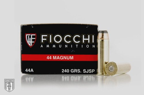 Semi-Jacketed Soft Point Ammo