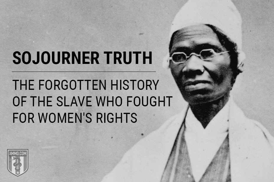 Sojourner Truth: The Forgotten History of the Slave Who Fought For Women's Rights