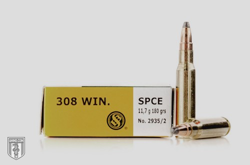 Soft Point Cutting Edge Ammo