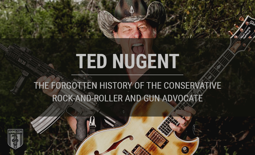 history of Ted Nugent