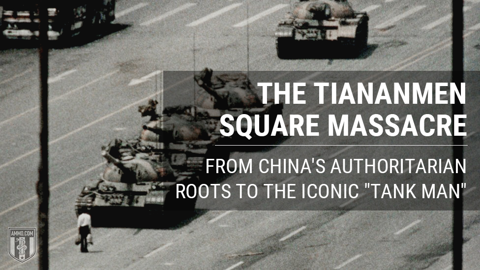 The Tiananmen Square Massacre: From China's Authoritarian Roots to the Iconic Tank Man