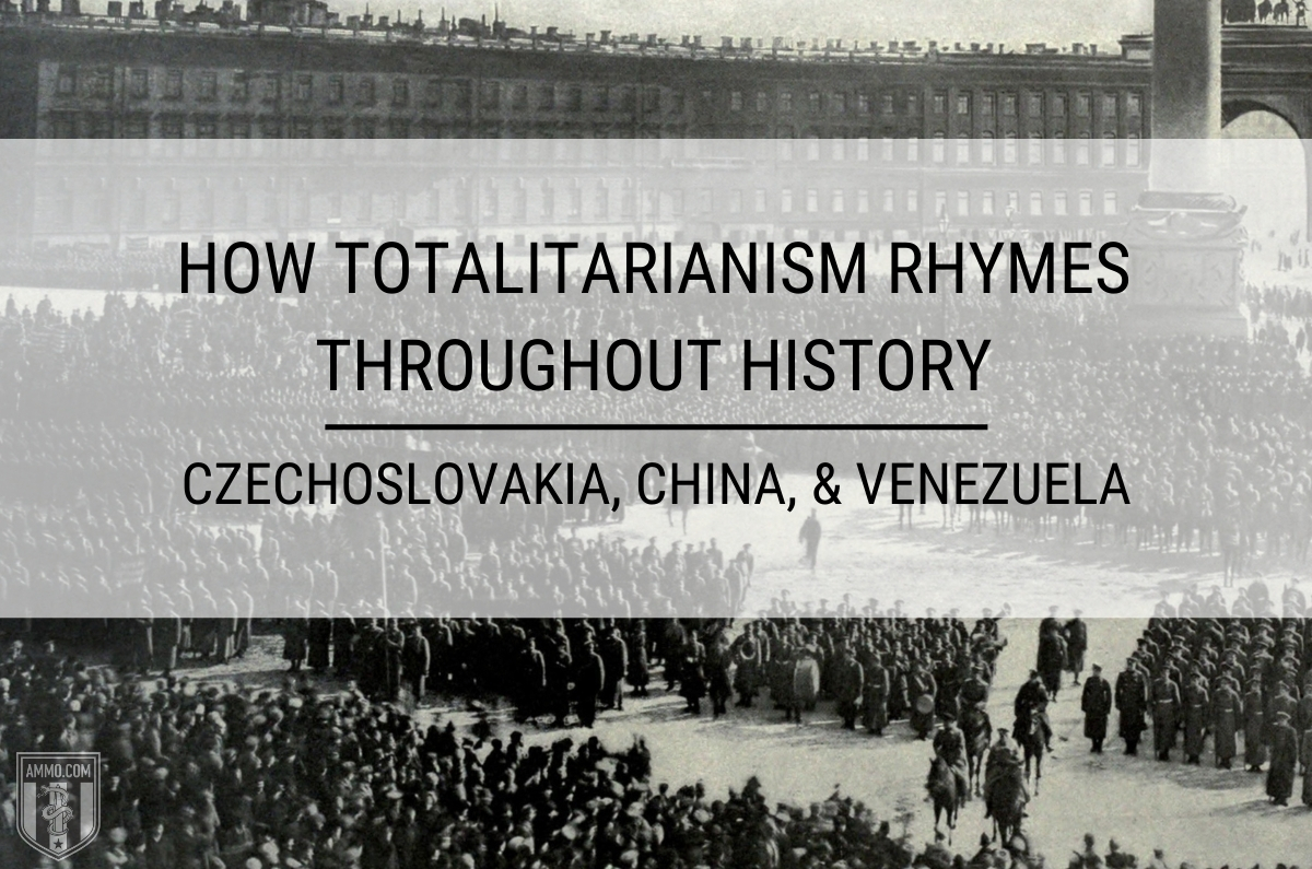 what is totalitarianism